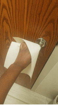 Funny, How, and Public: How I leave public restrooms after thoroughly washing my hands https://t.co/GRqcIyol5U