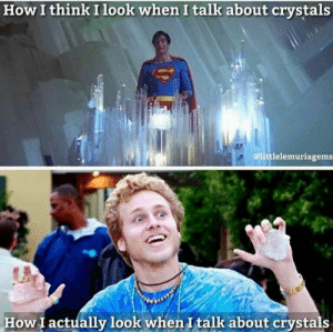 How I look when I talk about crystals... #crystals #crystalhealing #wellness: How I look when I talk about crystals... #crystals #crystalhealing #wellness