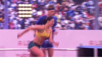 How I wish my Michelle Jenneke dreams really turned out: How I wish my Michelle Jenneke dreams really turned out