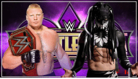 """HOW I WOULD BOOK BROCK LESNAR'S UNIVERSAL TITLE REIGN  Before we start, I want to mention that I am not a huge Lesnar fan, and I also hate the idea of a major title being on a part-timer (especially for a long period of time) however for the purposes of this storyline I think it can work good.  I would have Lesnar hold on to the title until WrestleMania 34. After defeating Joe at Great Balls of Fire, his opponents would be Reigns at Summer Slam, Wyatt at Survivor Series, and Rollins at The Royal Rumble. Each competitor would come close to winning, but ultimately Lesnar would be victorious in the end.  Around Royal Rumble time, have it be announced a few weeks beforehand that Finn Balor has drawn the #1 spot. Balor would then cut a heartfelt promo about how he doesn't care what number he has, he will win the Royal Rumble and go on to reclaim the title he never lost at WrestleMania, even if he has to tap into his dark side to do so, (hinting that we will see Demon Balor at the Rumble.)  Balor (as The Demon) outlasts all the other superstars and wins the 2018 Royal Rumble.  Lesnar more than likely won't be at the February PPV, so it will be clear that the main event of 'Mania will be Balor vs. Lesnar for The Universal Championship. This would leave plenty of time to build a solid feud over the next two months.   Balor will begin to claim that all of Lesnar's previous opponents have made the mistake of trying to overpower Brock, whereas Balor will be outsmarting Lesnar instead.  Once 'Mania is two weeks away, have a promo in the ring between Balor and Heyman, (Lesnar would not be there that week). Heyman is giving us his usual gold on the mic, when Balor interrupts him and says """"I will beat Brock Lesnar, because I know what it takes. I have to take out the one thing that keeps Brock together, and that's you Paul. Every thing Brock has accomplished in this business, is because you were always standing there beside him. Without you pulling his strings Paul, Lesnar will fa"""