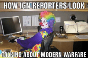 """Dank Memes, Change, and How: HOW IGNTREPORTERS LOOK  TALKING ABOUT MODERN WARFARE """"If they would have added a bit saying we could have a non-lethal playthrough, that would change my opinion a lot"""""""