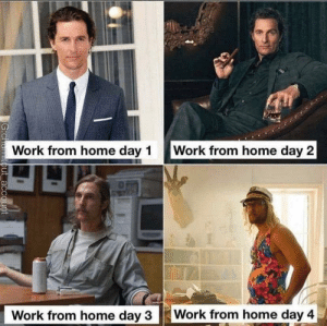 How is everyone working from home doing?: How is everyone working from home doing?