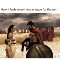 Gym, Logic, and How: How it feels every time u leave for the gym  @sapien logic Preparing for battle. @saplen_logic . • @DOYOUEVEN 👈🏼 USE 'DYE10' TO SAVE 10% OFF YOUR ORDER 🔥🌎 link in BIO ✔️