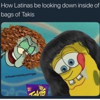 <p>Damn, someone FedEx me some Takis rn pls.</p>: How Latinas be looking down inside of  bags of Takis  @Akademiksthetypeofnigga <p>Damn, someone FedEx me some Takis rn pls.</p>