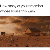 We interrupt this program to bring you....: How many of you remember  whose house this was? We interrupt this program to bring you....