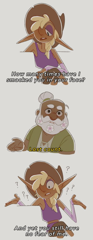 snuffysbox: More taz/b99 crossover.: How many times have  ST na elkedYou in' yourface?   Lost COunt   !了  And yet you still have  no fear of m snuffysbox: More taz/b99 crossover.