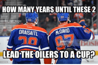 Someone mentioned Oscar Kelfbom follows me so what's up @oscarklefbom: HOW MANY YEARS UNTIL THESE 2  @nhl ref logic  DRAISAITL  MCDAVID  Andy hevin  LEAD THE OILERS TO A CUP# Someone mentioned Oscar Kelfbom follows me so what's up @oscarklefbom