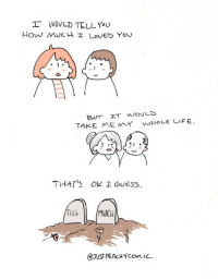 """<p>My whole life&hellip; via /r/wholesomememes <a href=""""http://ift.tt/2C8KRDF"""">http://ift.tt/2C8KRDF</a></p>: HOW MUCH  LoVED You  THAT'S OK I GUESs  CJust PCAcHYconic <p>My whole life&hellip; via /r/wholesomememes <a href=""""http://ift.tt/2C8KRDF"""">http://ift.tt/2C8KRDF</a></p>"""