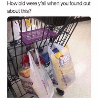 Funny, Lol, and Old: How old were y'all when you found out  about this? 🤔 lol