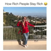 Memes, Budget, and Cardi B: How Rich People Stay Rich SPONSORED: @fashionnova has Cardi B making shmoney moves in that outfit 💸 Follow & Shop @fashionnova to slay that Cardi B budget 🔥 ✨www.FashionNova.com✨