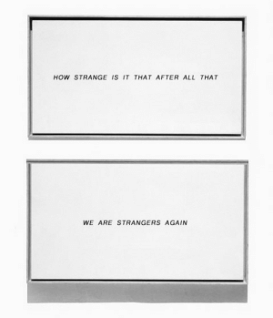 Tumblr, Best, and Blog: HOW STRANGE IS IT THAT AFTER ALL THAT   WE ARE STRANGERS AGAIN xbloody-thighs-hollow-eyesx:  can you ever really be strangers with someone that has seen the best and worst of you…?