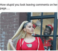 Flips hair 🤷♀️🤷♀️🤷♀️ disastergivesnofucks oops itsjustig snapchat sorrynotsorry petty Queen itsalikenotalove eyerolls grownfolks: How stupid you look leaving comments on her  page... Flips hair 🤷♀️🤷♀️🤷♀️ disastergivesnofucks oops itsjustig snapchat sorrynotsorry petty Queen itsalikenotalove eyerolls grownfolks
