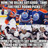 Can't argue that Torts isn't a good coach eh? Congrats on the 16 win streak Columbus! nhl hockey cbj edmontonoilers: HOW THE OILERS GOT GOOD TANK  FOR FIRST ROUND PICKS  HOWTHEJACKETSGOTGOODOWORK  HARDANDIGNORETHE HATERS Can't argue that Torts isn't a good coach eh? Congrats on the 16 win streak Columbus! nhl hockey cbj edmontonoilers