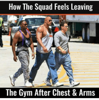 😂😂 . workout bodybuilding crossfit strong motivation instalike powerlifting bench deadlift squat squats gymmemes gymhumor love funny instamood gymmotivation jokes legday girlswholift fitchick fitspo gym fitness bossgirls: How The Squad Feels Leaving  The Gym After Chest & Arms 😂😂 . workout bodybuilding crossfit strong motivation instalike powerlifting bench deadlift squat squats gymmemes gymhumor love funny instamood gymmotivation jokes legday girlswholift fitchick fitspo gym fitness bossgirls