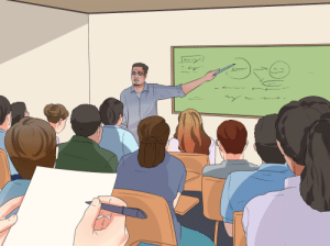 College, How To, and How: How to be a blind college professor