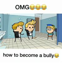 Memes, youtube.com, and How To: how to become a bully Follow @fullcyanide for more ------------------------ Subscribe to my YouTube (Mr.Flaky)😊 Dm me proof and ill follow you❤️ ------------------------ Credit : @explosmofficial ------------------------