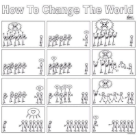 """<p>Be the change you want to see via /r/wholesomememes <a href=""""http://ift.tt/2mhe8US"""">http://ift.tt/2mhe8US</a></p>: How To Change The World <p>Be the change you want to see via /r/wholesomememes <a href=""""http://ift.tt/2mhe8US"""">http://ift.tt/2mhe8US</a></p>"""