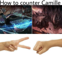 Memes, Vine, and Vines: How to counter Camille :D  LIKE League Of Legends Vines for more