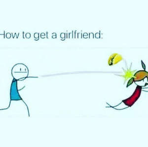 Memes, How To, and Girlfriend: How to get a girlfriend: DV AL