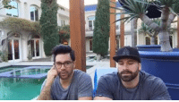 How to get big.  Business and body. Bradley Martyn and Tai Lopez: How to get big.  Business and body. Bradley Martyn and Tai Lopez