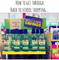 Especially last minute backtoschool shopping.: HOW TO GET THROUGH  BACK SCHOOL SHOPPING  BACK SAVINGS  STOCK UP  SUPPLIES  ARI Especially last minute backtoschool shopping.