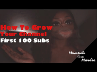 Tumblr, Blog, and Cool: How TO Grow  Your Channel  First10 Subs  Mardia iglovequotes:Cool
