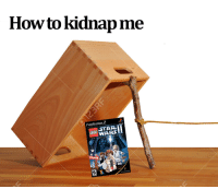 Kidnapped Me: How to kidnap me  playstation 2  WARS  LEGO