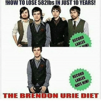 THE NEW GROUND BREAKING WEIGHT LOSS SYSTEM👏🏼👏🏼: !HOW TO LOSE 582IbsIN JUST 10 YEARS!  THE BRENDON URIE DIET THE NEW GROUND BREAKING WEIGHT LOSS SYSTEM👏🏼👏🏼