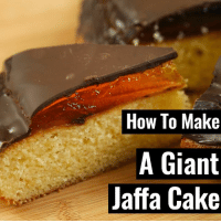 Like UNILAD Grub for more amazing recipes! 🙌: How To Make  A Giant  Jaffa Cake Like UNILAD Grub for more amazing recipes! 🙌