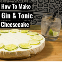 Dank, 🤖, and Gin: How To Make  Gin & Tonic  Cheesecake  0gg  000 loa  e-I e  knk  a 0a  MTC  To & se  10 &  wne  oil  Ho G Cl Like UNILAD Grub for more food goodness! 😍