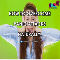 • They come on suddenly for no apparent reason. A panic attack is a deeply frightening experience for those who suffer from them. So powerful that the fear of a future panic attack can persist in the mind of the sufferer. The sufferer can become afraid to leave home for fear of another episode of gripping panic. ↓ • Stress Reduction Techniques.  Panic attacks are usually precipitated by stress. Developing more effective ways to handle stress through meditation, yoga, exercise, and other means can help to reduce the occurrence of panic attacks. Sometimes short term counseling can be helpful for learning creative ways to deal with stressful situations. Assertiveness training may also be effective in reducing panic attacks. Individuals prone to panic disorder tend to have problems asserting themselves in social situations. ↓ • Foods to Avoid for Frequent Panic Attack Sufferers.  When blood sugar levels drop, the body releases certain hormones to help return the blood sugar to normal. These hormones can cause anxiety and may precipitate a panic attack. To prevent hypoglycemia, keep blood sugar levels steady by increasing your protein intake and eating smaller meals more frequently. Limit your intake of simple carbohydrates, sugars, and processed foods. For some people, these changes can greatly decrease the frequency of panic attacks. ↓ • How to Help Yourself During a Panic Attack.  This is the key to overcoming panic in many people. Don't try to fight the symptoms of panic when you feel them coming on. In fact, some people have success aborting an attack by encouraging the feelings of panic. Once you practice complete acceptance, the symptoms lose their hold over you and occur with less frequency.   If you're experiencing frequent panic attacks, your doctor may want to prescribe an anti-anxiety medication or an anti-depressant medication for short term use. These can be helpful until you learn more effective strategies to cope with panic.  Sometimes just knowing you ha