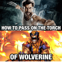 Everyone agrees Hugh jackman was great as Wolverine. We all know fox will still include him in their films he's their money maker. It's inevitable. So here's how to pass on the torch the right way. . Hugh jackman to wolverine is what bale is to batman. They were both more grounded takes on a loved character. They were great and in some fantastic films. People love them. After bale came arguably one of the best batmans of all time... Ben Affleck. His version was much more true to the comics in every way. What wolverine needs is something new and refreshing. We've had a great grounded take with Hugh jackman's wolverine now they need to go full on comic book to the point where you can't compare the two wolverines because they are sooo different. We can get the suit! It can be done. The black and yellow looked awesome in deadpool. Do the suit more deadpool style. People would love him. You'd be able to have the best of both worlds. A comic wolverine and a more realistic wolverine. Just because you love Hugh jackman doesn't mean other generations shouldn't have a wolverine as well. This will take time but like I said it's inevitable. . . What do you think???? Let me know down below! Feel free to comment and share just give credit! . . Don't forget to use the link in our bio to get some awesome shirts! . . . . . . . . . . . xmen mcu marvel marvelcomics marvelstudios logan wolverine scottsummers cyclops armiehammer tomhardy fancast avengers deadpool ryanreynolds deadpool2 cable x23 kevinfeige justiceleague dceu dc bvs suicidesquad: HOW TO PASS ON THE TORCH  OF WOLVERINE Everyone agrees Hugh jackman was great as Wolverine. We all know fox will still include him in their films he's their money maker. It's inevitable. So here's how to pass on the torch the right way. . Hugh jackman to wolverine is what bale is to batman. They were both more grounded takes on a loved character. They were great and in some fantastic films. People love them. After bale came arguably one of the best batmans of all time... Ben Affleck. His version was much more true to the comics in every way. What wolverine needs is something new and refreshing. We've had a great grounded take with Hugh jackman's wolverine now they need to go full on comic book to the point where you can't compare the two wolverines because they are sooo different. We can get the suit! It can be done. The black and yellow looked awesome in deadpool. Do the suit more deadpool style. People would love him. You'd be able to have the best of both worlds. A comic wolverine and a more realistic wolverine. Just because you love Hugh jackman doesn't mean other generations shouldn't have a wolverine as well. This will take time but like I said it's inevitable. . . What do you think???? Let me know down below! Feel free to comment and share just give credit! . . Don't forget to use the link in our bio to get some awesome shirts! . . . . . . . . . . . xmen mcu marvel marvelcomics marvelstudios logan wolverine scottsummers cyclops armiehammer tomhardy fancast avengers deadpool ryanreynolds deadpool2 cable x23 kevinfeige justiceleague dceu dc bvs suicidesquad