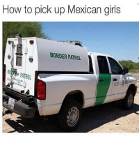 America, Facebook, and Girls: How to pick up Mexican girls  BORDER PATROL  PATROL How many people are gunna be triggered by a joke? Only illegal immigrant girls 😉 literallyoffended offended triggered illegalimmigrants liberals libbys democraps liberallogic liberal ccw247 conservative constitution presidenttrump resist stupidliberals merica america stupiddemocrats donaldtrump trump2016 patriot trump yeeyee presidentdonaldtrump draintheswamp makeamericagreatagain trumptrain maga Add me on Snapchat and get to know me. Don't be a stranger: thetypicallibby Partners: @theunapologeticpatriot 🇺🇸 @too_savage_for_democrats 🐍 @thelastgreatstand 🇺🇸 @always.right 🐘 @keepamerica.usa ☠️ TURN ON POST NOTIFICATIONS! Make sure to check out our joint Facebook - Right Wing Savages Joint Instagram - @rightwingsavages Joint Twitter - @wethreesavages Follow my backup page: @the_typical_liberal_backup