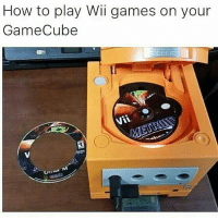How to cast- tutorial kawaiiaf meme memes dankmeme dankmemes edgymemes autisticmemes cancermemes k kaykay wiiu Wii Ngc GameCube Nintendo metroid lol lmao Zelda Mario starfox samus gamers gamer gameofthrones gamergirl gamerguy yas nicememe: How to play Wii games on your  GameCube How to cast- tutorial kawaiiaf meme memes dankmeme dankmemes edgymemes autisticmemes cancermemes k kaykay wiiu Wii Ngc GameCube Nintendo metroid lol lmao Zelda Mario starfox samus gamers gamer gameofthrones gamergirl gamerguy yas nicememe