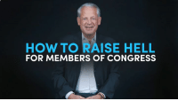Congressman Steve Israel reveals the surprisingly simple way you can give your congressperson hell — and no, it isn't calling or writing a letter.   It's more important now than ever.: HOW TO RAISE HELL  FOR MEMBERS OF CONGRESS Congressman Steve Israel reveals the surprisingly simple way you can give your congressperson hell — and no, it isn't calling or writing a letter.   It's more important now than ever.