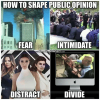 💭 This is how it's done! 😕 Join Us: @TheFreeThoughtProject 💭 TheFreeThoughtProject DivideAndConquer 💭 LIKE our Facebook page & Visit our website for more News and Information. Link in Bio... 💭 www.TheFreeThoughtProject.com: HOW TO SHAPE PUBLICOPINION  FEAR  INTIMIDATE  EFREETHOUGHTPROJECT .COM  DIVIDE  DISTRACT 💭 This is how it's done! 😕 Join Us: @TheFreeThoughtProject 💭 TheFreeThoughtProject DivideAndConquer 💭 LIKE our Facebook page & Visit our website for more News and Information. Link in Bio... 💭 www.TheFreeThoughtProject.com