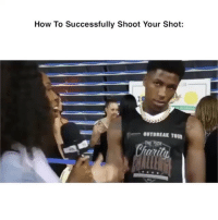 Funny, How To, and How: How To Successfully Shoot Your Shot:  GUTOREAK TOOR He smooooth 😩🤣