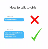 how can i talk to a girl