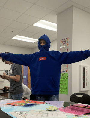 Fire, How To, and How: HOW TO  TANT  Vibes  are  ART  RITICISM  Describe  LANalyze  Int ereret  EYaluate  ibients ibyt c  mpehondes gn  FIRE  XTI- NGUISHER This is my friend in my Vibes hoodie who browses this sub. Get him to Hot so he can see himself