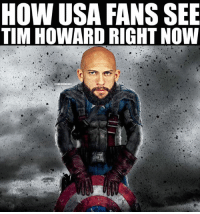 """""""I BELIEVE THAT WE WILL WIN!"""": HOW USA FANS SEE  TIM HOWARD RIGHT NOW  asocCERNEMEL """"I BELIEVE THAT WE WILL WIN!"""""""