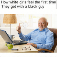 Girls, Black, and Time: How white girls feel the first time  They get with a black guy https://t.co/NJJRD007Gd