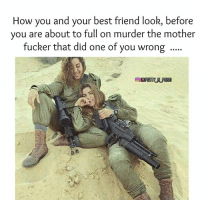 When you and your best mate are just abt to go on a full on killing spree cause some mofo did one of you wrong .. so they did you both wrong gothampost gothammemes friends tight mofo dead nochill nofucksgiven nottoday tight dontmess banter meme memes memepage memesdaily insta instafun instadaily instagood instagramers instahappiness havefun tagsomeone comment tagyourbestgirl: How you and your best friend look, before  you are about to full on murder the mother  fucker that did one of you wrong When you and your best mate are just abt to go on a full on killing spree cause some mofo did one of you wrong .. so they did you both wrong gothampost gothammemes friends tight mofo dead nochill nofucksgiven nottoday tight dontmess banter meme memes memepage memesdaily insta instafun instadaily instagood instagramers instahappiness havefun tagsomeone comment tagyourbestgirl