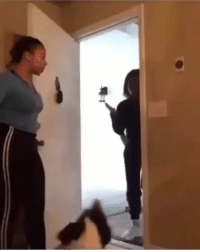 Memes, Boyfriend, and Fight: How you gonna pullup to a one on one fight with your boyfriend.