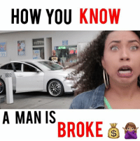 Memes, 🤖, and How: HOW YOU  KNOW  ATM  A MAN IS  BROKE If he does this LADIES it's a RED FLAG 📣🙅🏽😂 ➖➖➖➖➖➖➖➖➖➖➖➖➖➖➖ With: @_careyboy By: @natalie.odell Filmed by: @all_hail_lloyd ➖➖➖➖➖➖➖➖➖➖➖➖➖➖➖ tagafriend tagbae natalieovids whocanrelate