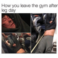 The feels. . @DOYOUEVEN 👈🏼 70% OFF EASTER SALE 🎉🍳Hit the LINK IN BIO ✔️: How you leave the gym after  leg day The feels. . @DOYOUEVEN 👈🏼 70% OFF EASTER SALE 🎉🍳Hit the LINK IN BIO ✔️