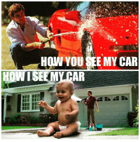 Only true car lovers will understand this photo... and when I say car lover, I mean those out they're working on their own cars! detailing carwash detailed waterbeading waterhose ceramiccoating ayrtonsenna NSX nsxpower nsxclub nsxr nsxprime nsxownersgroup waxing waxed mybaby: HOW YOU SEE MY CAR Only true car lovers will understand this photo... and when I say car lover, I mean those out they're working on their own cars! detailing carwash detailed waterbeading waterhose ceramiccoating ayrtonsenna NSX nsxpower nsxclub nsxr nsxprime nsxownersgroup waxing waxed mybaby