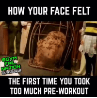 25 best too much pre workout memes national memes the first