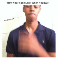 "Lmao the face you make when u take it in the butt lmao hoodclips comedy HoodComedy: ""How Your Face Look When You Nut""  HoodClips.com Lmao the face you make when u take it in the butt lmao hoodclips comedy HoodComedy"