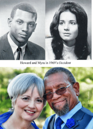 rayvone:  ellactra:  klubbhead:  libertarirynn: Howard Foster and Myra Clark, high school sweethearts forced to break up in the 60s due to racist social pressure. They reunited 40 years later and got married.  Beautiful then, beautiful now   That's amazing!   He was fine as fuck I would break the law too, girl: Howard and Myra in 1969's Occident rayvone:  ellactra:  klubbhead:  libertarirynn: Howard Foster and Myra Clark, high school sweethearts forced to break up in the 60s due to racist social pressure. They reunited 40 years later and got married.  Beautiful then, beautiful now   That's amazing!   He was fine as fuck I would break the law too, girl
