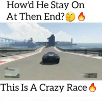 """This is insane🔥👌Try commenting """"gtav"""" 1 letter at a time without being interrupted ☟☟☟👌 ➖➖➖➖➖➖➖➖➖➖➖➖➖➖➖ FOLLOW @codmemenation for more!😂👌DOUBLE TAP❤🙄 ➖➖➖➖➖➖➖➖➖➖➖➖➖➖➖ Follow my backup @cod_meme_nation 😎 Animal page🐶@animal.angel ➖➖➖➖➖➖➖➖➖➖➖➖➖➖➖ ✔Credit:@xpro_moe ❤Leave a Like❤ 🗨Or a comment💬 😷hate-self promotion=delete😷 stay classy 🎩and have a nice day 😀👍 ➖➖➖➖➖➖➖➖➖➖➖➖➖➖➖ ⏬ Hasgtags (ignore) ⏬ cod codmemes callofduty callofdutymeme callofdutymemes kontrolfreeks gfuel game gaming gamingmeme gamer fazerain gamer scuf meme memes dank dankmemes battlefield battlefield1 battlefield4 gta gtav gta5 gtavonline cod4 comedy savage humor: How'd He Stay On  At Then End?  This Is A Crazy Race This is insane🔥👌Try commenting """"gtav"""" 1 letter at a time without being interrupted ☟☟☟👌 ➖➖➖➖➖➖➖➖➖➖➖➖➖➖➖ FOLLOW @codmemenation for more!😂👌DOUBLE TAP❤🙄 ➖➖➖➖➖➖➖➖➖➖➖➖➖➖➖ Follow my backup @cod_meme_nation 😎 Animal page🐶@animal.angel ➖➖➖➖➖➖➖➖➖➖➖➖➖➖➖ ✔Credit:@xpro_moe ❤Leave a Like❤ 🗨Or a comment💬 😷hate-self promotion=delete😷 stay classy 🎩and have a nice day 😀👍 ➖➖➖➖➖➖➖➖➖➖➖➖➖➖➖ ⏬ Hasgtags (ignore) ⏬ cod codmemes callofduty callofdutymeme callofdutymemes kontrolfreeks gfuel game gaming gamingmeme gamer fazerain gamer scuf meme memes dank dankmemes battlefield battlefield1 battlefield4 gta gtav gta5 gtavonline cod4 comedy savage humor"""